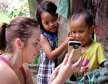 Volunteer Quotes in Cambodia