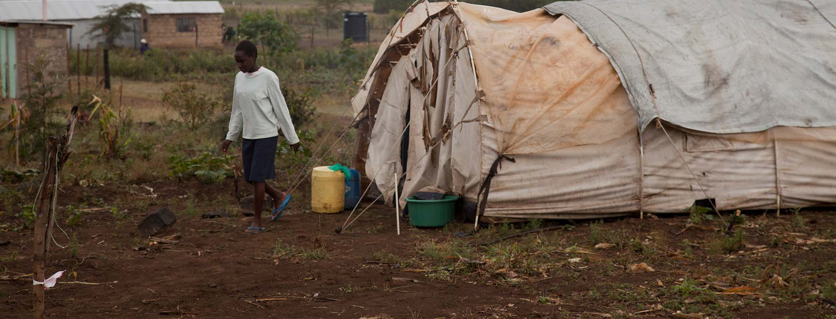 Housing poverty in kenya slums vulnerable communities