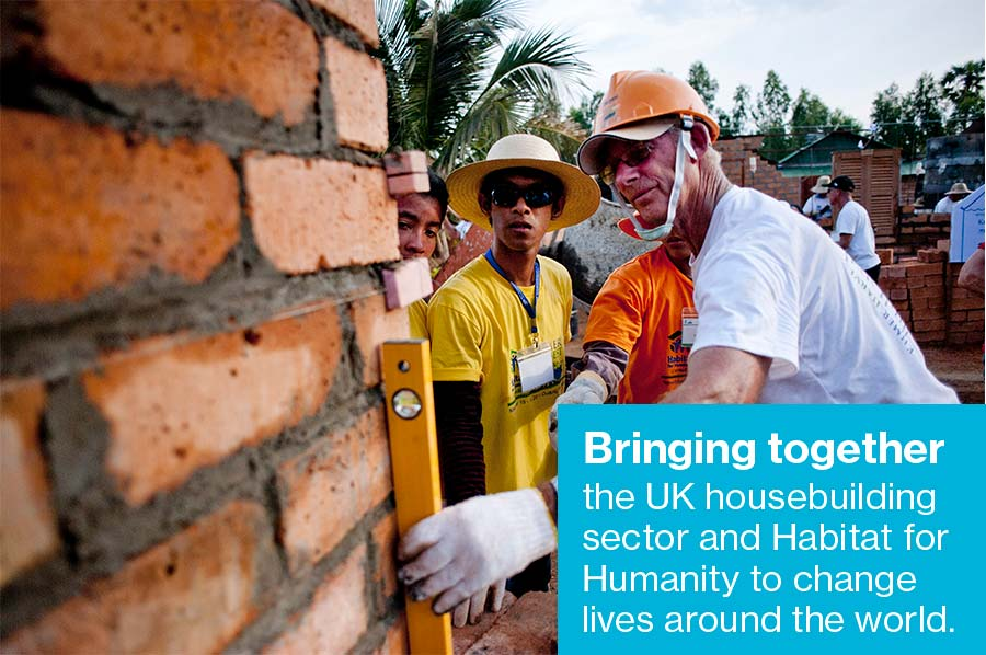 Hope Builders: Bringing Together the UK House Building Industry