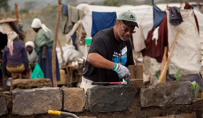 Investiing in SMEs: local builders in Kenya