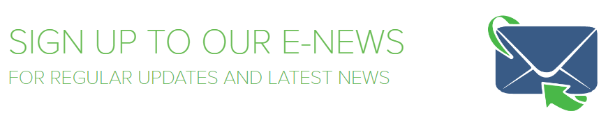 sign up to our e-news