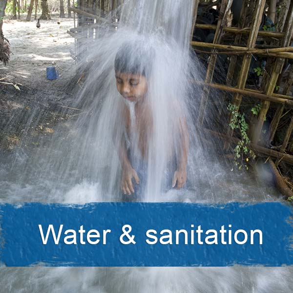 water charity sanitation and hygiene