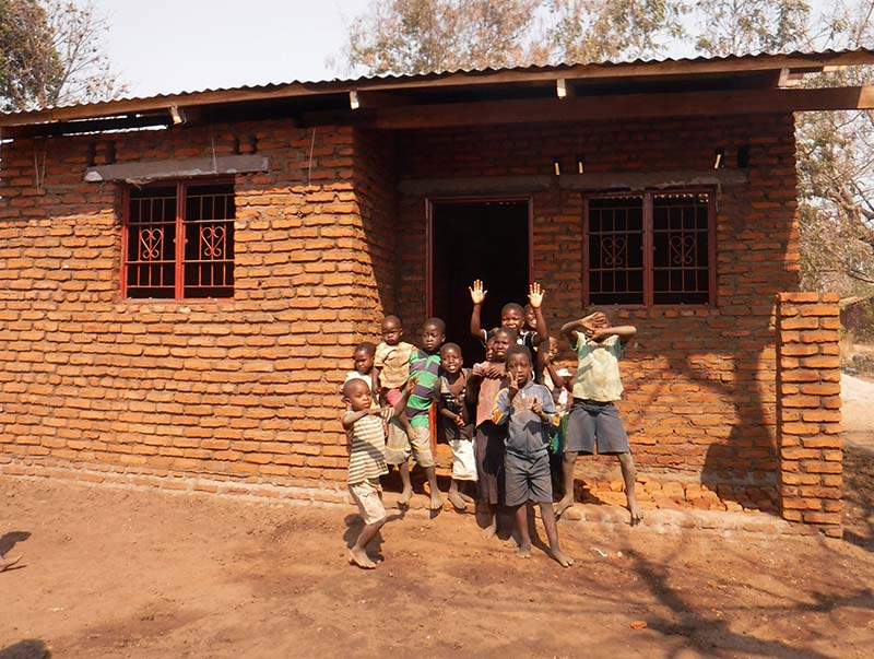 Charity House Building Africa