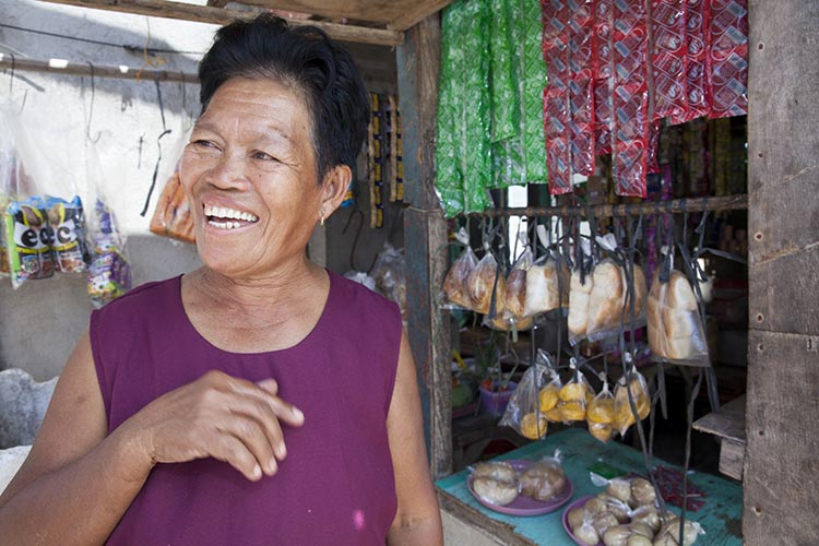 rebuilding after super typhoon Haiyan in the Philippines