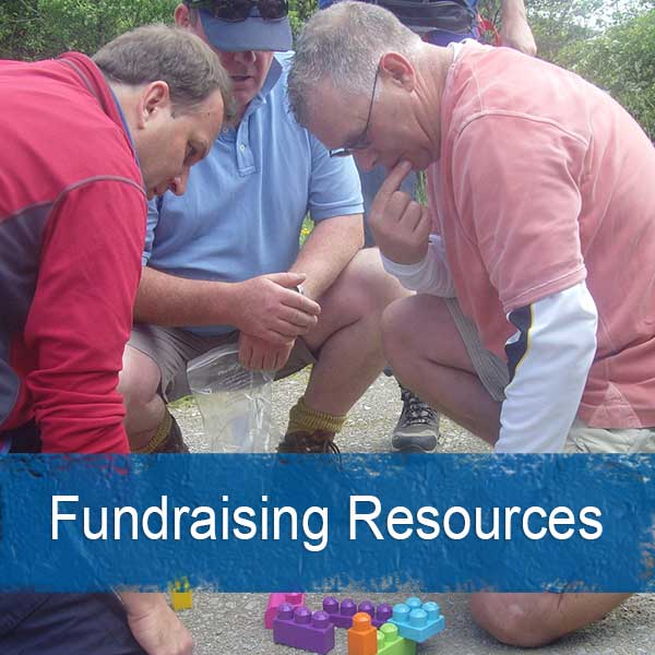 Fundraising resources for hope challenge