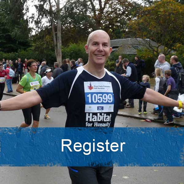 Register for a charity challenge event