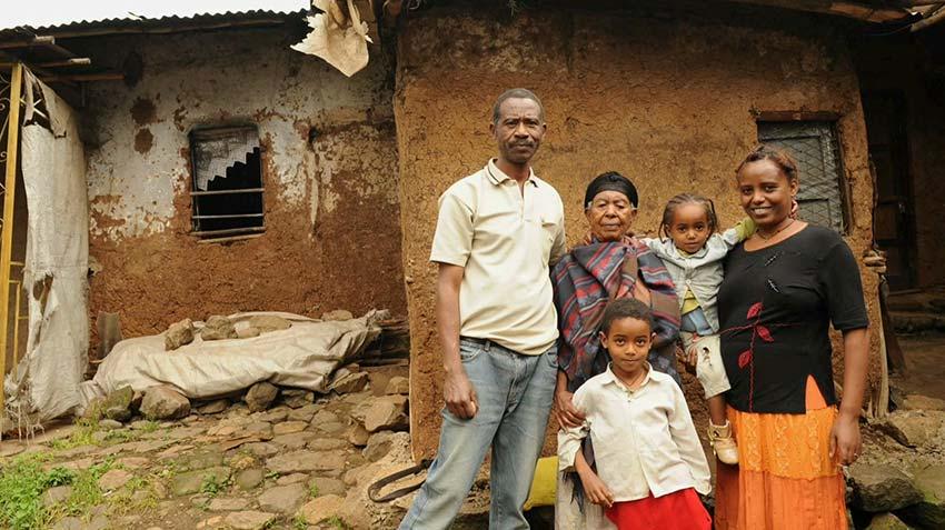 modernising ethiopia's slums in addis ababa