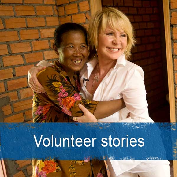 Volunteer stories