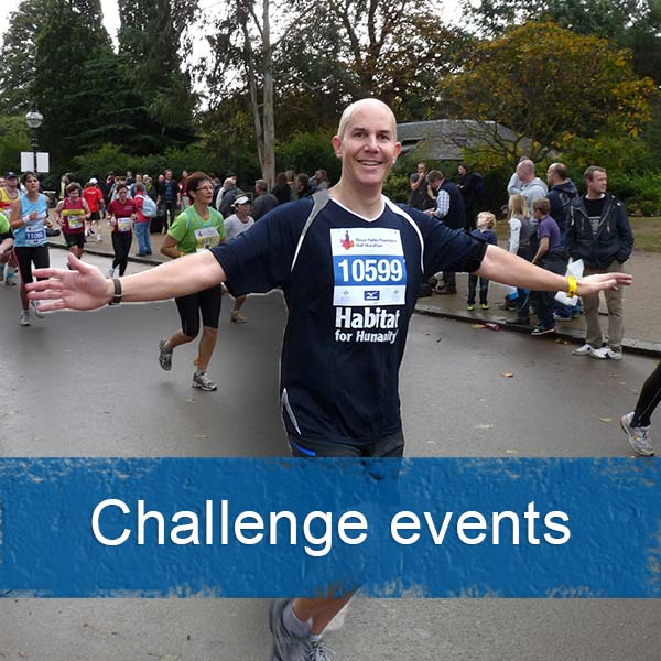 Charity Challenge events