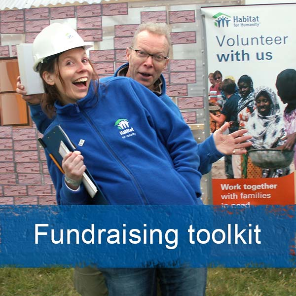 Fundraising toolkit ideas