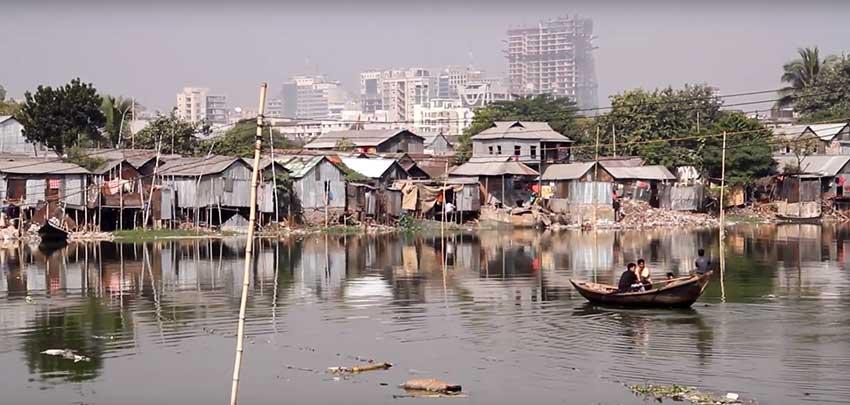 urban poverty in Bangladesh slums