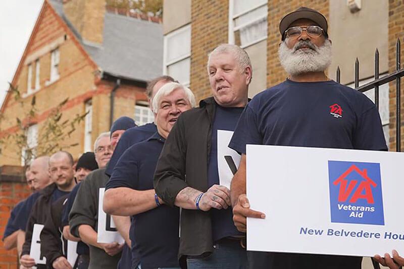 UK Volunteers