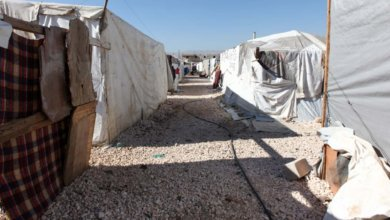 syrian refugee camp in lebanon