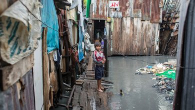 the world's largest slums