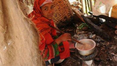 Slum housing in ethiopia