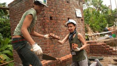 Big build in Vietnam