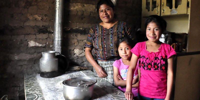 Guatemala smokeless stoves