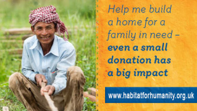 help me build a home for a family in need