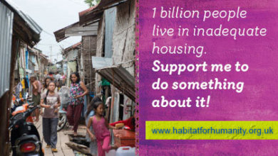1 billion people live in inadequate housing