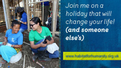 Join me on a holiday that will change your life