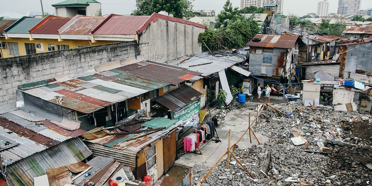 how to stop poverty in philippines