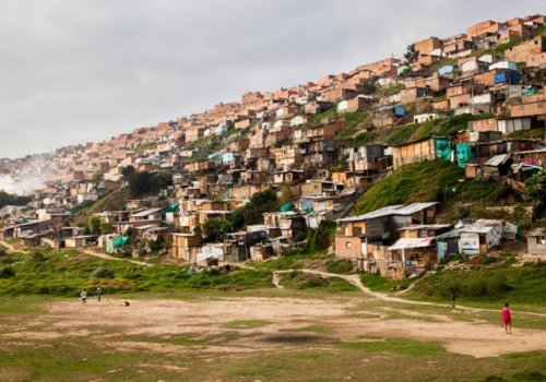 housing poverty in colombia growing inequalities slums