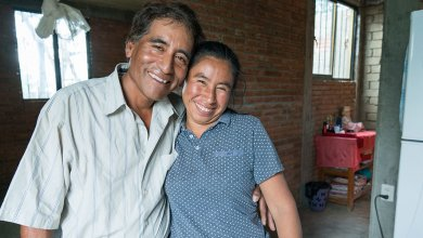 a beneficiary family from mexico