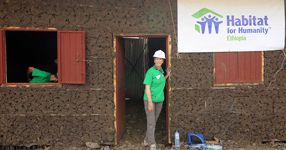 Housing Poverty in Ethiopia: Lack of Homes, Toilets & Dignity