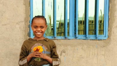 fighting child poverty in ethiopia