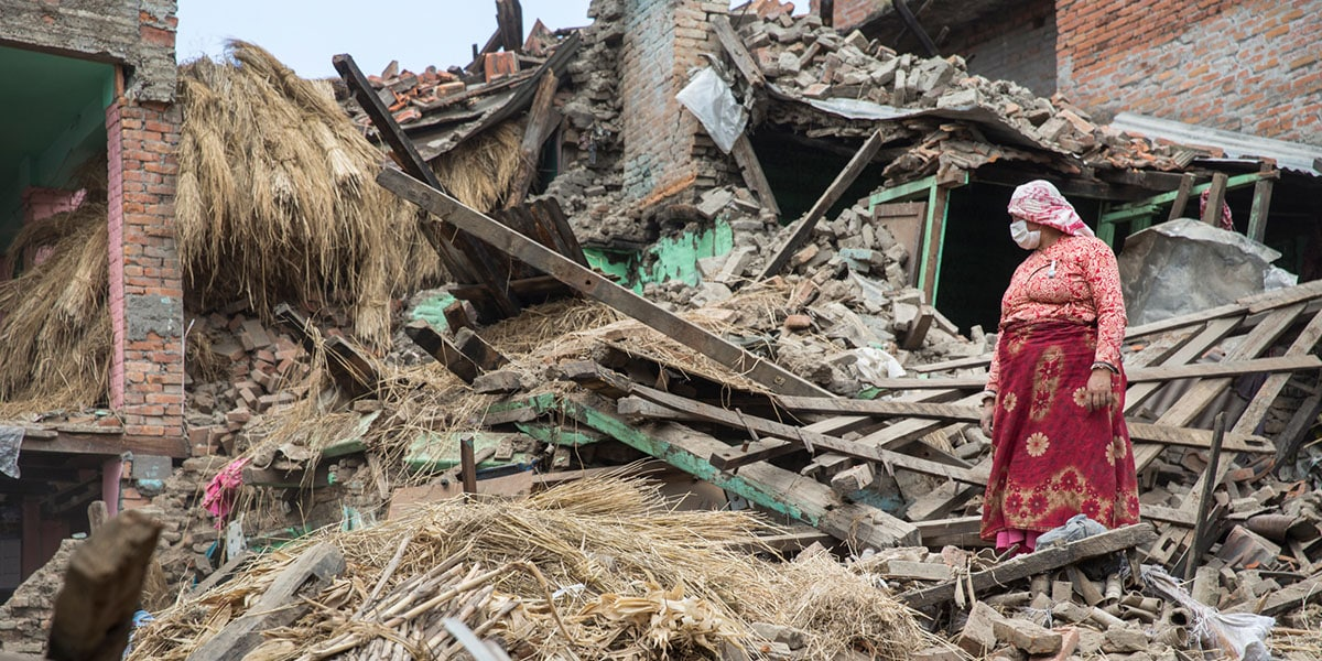 reducing poverty in nepal by reducing disaster risks • economic and social factors relating to disaster vulnerability should be addressed for reducing the disaster's risks • latest technologies like as gis, dmis etc should be used for effective and efficient disaster response.