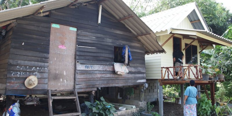 housing support in Thailand