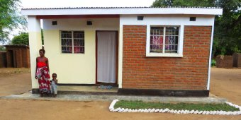 new homes social work malawi