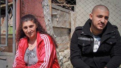 slums poverty in Bulgaria