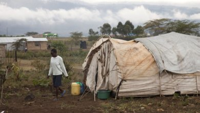 Building a future in kenya