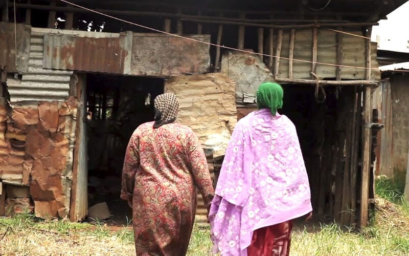 Ethiopia beneficiary house