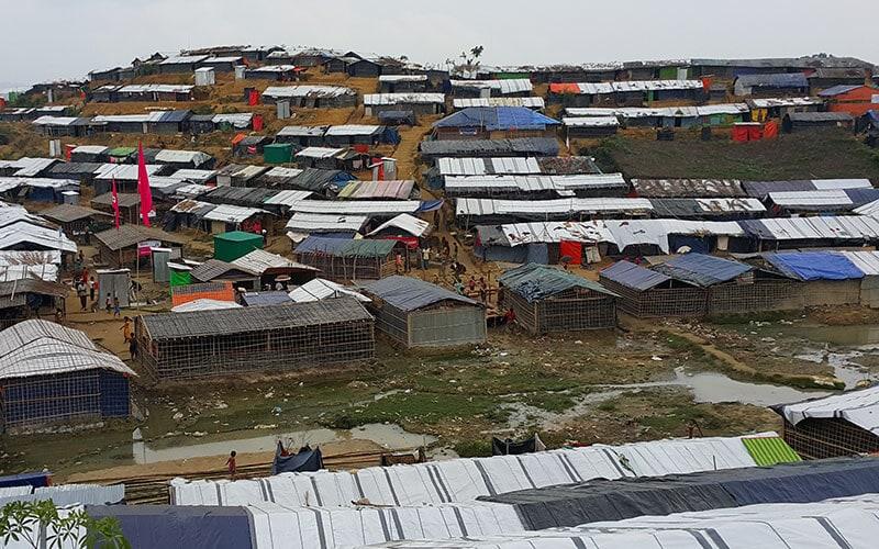 Rohingya crisis in Burma