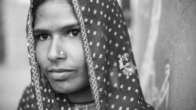 Too scared to go India women campaign