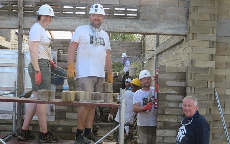 CALA team big build