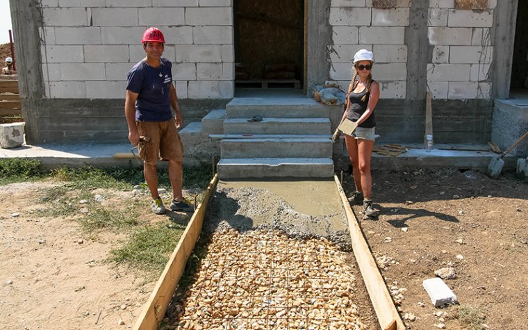 building houses in romania addleshaw