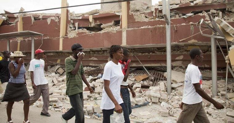 what were the haiti earthquake effects