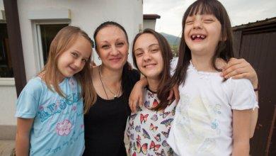 New homeowners in Macedonia