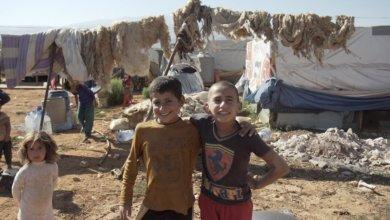 syrian refugee children lebanon