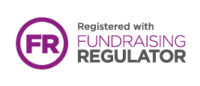 registered with the UK Fundraising regulator