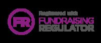 registered with the UK Fundraising regulator