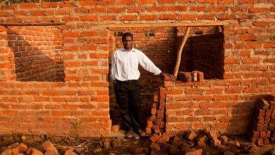 Housing crisis Malawi.