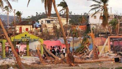 natural disaster in haiti