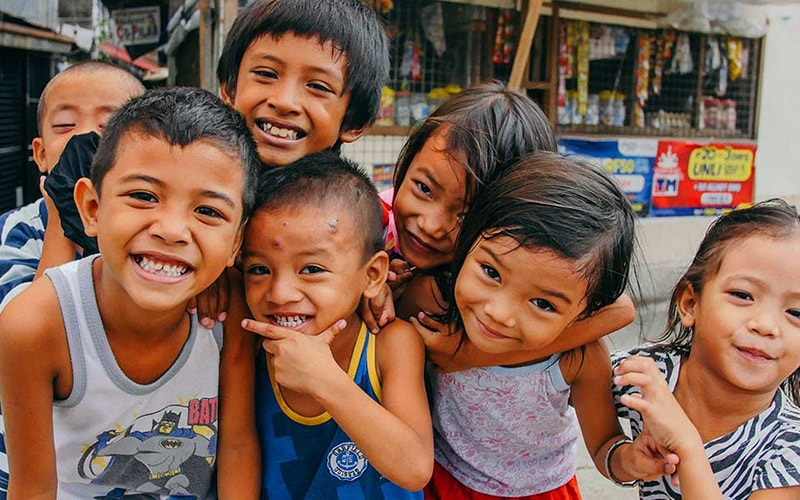 informal settlers in Manila