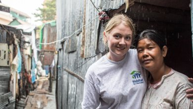 volunteer abroad project help homelessness charity