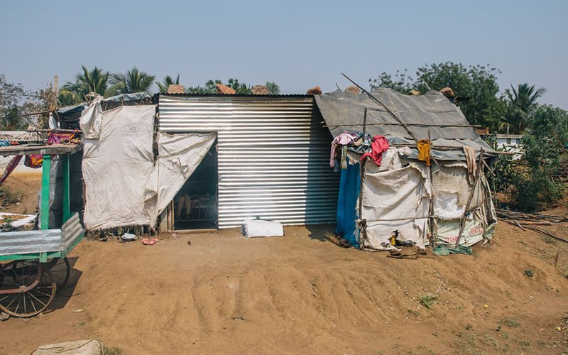 housing poverty in rural India