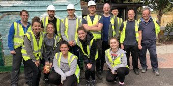 Winkworth CCAP Volunteering team